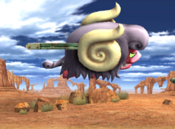 Mamufante atacando (3) ESE SSBB