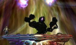 Master Core - Levantamiento de escenario (1) - SSB4 (3DS)