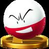 Trofeo de Electrode SSB4 (Wii U)