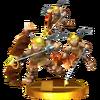 Trofeo de Icarios SSB4 (3DS)