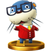 Trofeo de Sisebuto SSB4 (Wii U)