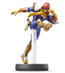 Amiibo de Captain Falcon