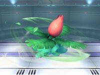 Ataque fuerte lateral Ivysaur SSBB