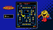 Captura del videojuego Super Pac-Man