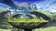 Llanuras de Gaur (Versión Omega) SSB4 (Wii U)