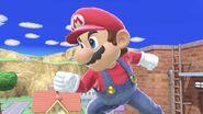 Mario en Onett SSBU