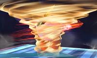 Supertornado Kirby paso 3 SSBB