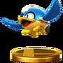 Trofeo de Beat SSB4 (Wii U)