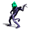 Pegatina Leon (Star Fox Assault) SSBB