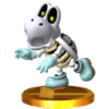 Trofeo de Huesitos SSB4 (3DS)