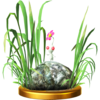Trofeo de Pikmin blanco SSB4 (Wii U)
