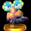 Trofeo de Rinitis SSB4 (3DS)