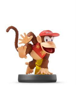 Amiibo de Diddy Kong