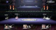 Cuadrilatero (Versión Omega) SSB4 (Wii U)