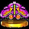 Trofeo de Fire Stingray SSB4 (3DS)