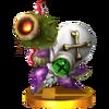 Trofeo de Hueñonero SSB4 (3DS)