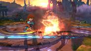 Bomba terrestre (3) SSB4 (Wii U)