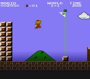 Clásico Super Mario Bros. SSB4 (Wii U)