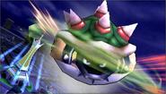 Créditos Modo Leyendas de la lucha Bowser SSB4 (3DS)