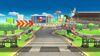 Pit, Fox y Samus en Circuito Mario (SSBB) SSB4 (Wii U)
