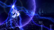 Ramuh en Midgar SSB4 (Wii U)