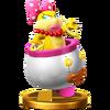 Trofeo de Wendy SSB4 (Wii U)