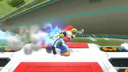 ACUAC de alta presión (1) SSB4 (Wii U)