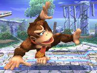 Ataque rápido Donkey Kong SSBB