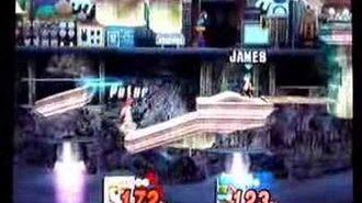 Brawl Falco Laser Glitch