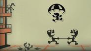 Créditos Modo Senda del guerrero Mr. Game & Watch SSB4 (Wii U)