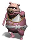Pigma Dengar Art Star Fox Assault