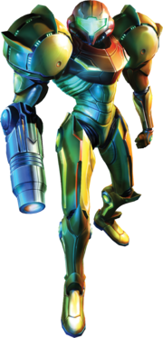 Samus Aran Metroid Prime 3 Corruption
