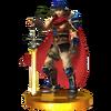 Trofeo de Ike SSB4 (3DS)
