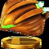 Trofeo de Nave de combate SSB4 (Wii U)