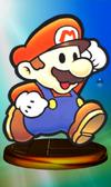 Trofeo de Paper Mario