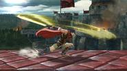 Ataque fuerte lateral de Ike (1) SSB4 (Wii U)