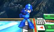 Burla superior Mega Man SSB4 (3DS)