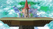 Castillo de Peach (64) (Versión Omega) SSB4 (Wii U)
