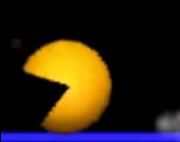 Pac-Man Ataque Fuerte Inferior SSB 3DS