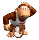 Pegatina de Donkey Kong Jr. SSBB