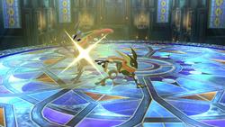 Sombra Impulso (1) SSB4 (Wii U)