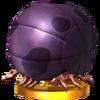 Trofeo de Megonita SSB4 (3DS)