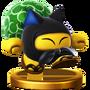 Trofeo de Tac SSB4 (Wii U)