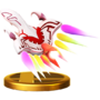 Trofeo del Dragoon SSB4 (Wii U)