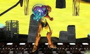 Burla lateral Samus SSB4 (3DS)
