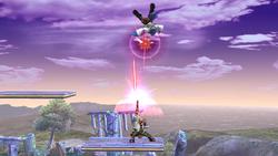 Fox Lanzamiento hacia arriba-SSBB