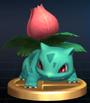 Trofeo de Ivysaur SSBB