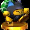 Trofeo de Tac SSB4 (3DS)