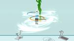 Aros gravitatorios SSB4 (Wii U)