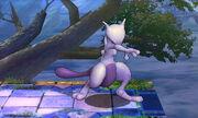Burla hacia abajo Mewtwo (3) SSB4 (3DS)